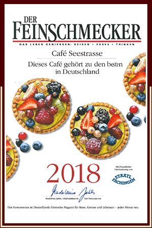 Feinschmecker 2018 - Cafe Seestrasse - Magdeburg